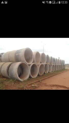 Manilhas de concreto todas medidas - Foto 5
