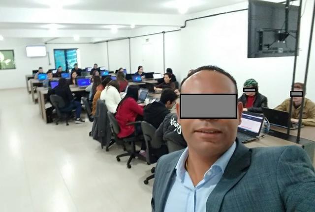 Estrutura nova MDF para Coworking ou trading- 30 operadores
