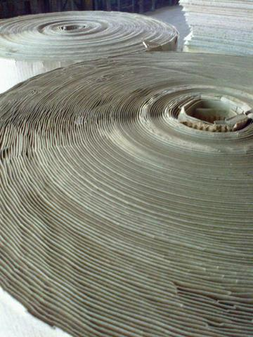 Papel Ondulado / Corrugado 1,20m largura / bob 44 kg - Foto 4