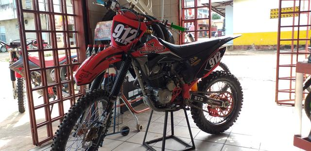 CRF 230 ano 2014 - Foto 3