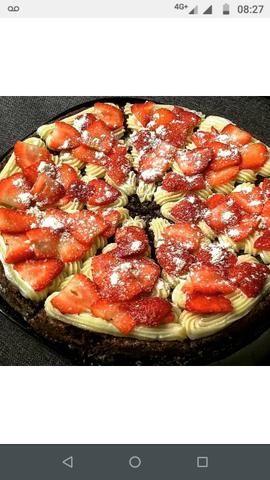 Pizza brownie - Foto 5