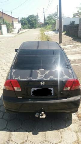 Honda Civic 1.7 LX 4p *TROCO POR TENERÉ 250 - Foto 12