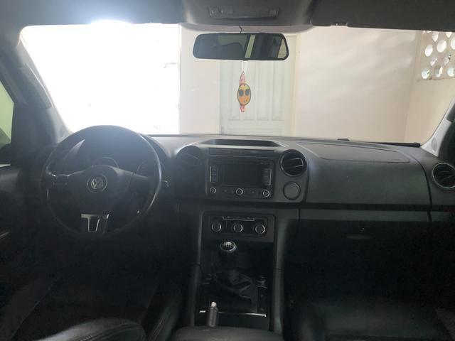 Amarok Trendline 16v TDi 4x4 Diesel - Foto 3