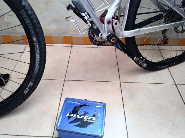 Bike 29 pivot mach429 full suspension - Foto 6