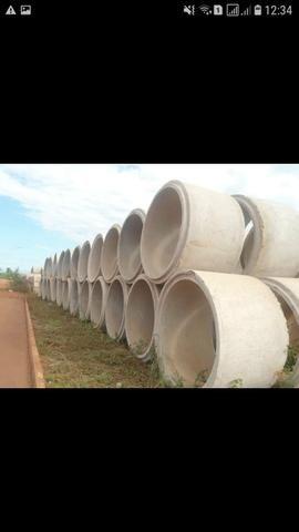 Manilhas de concreto todas medidas - Foto 3