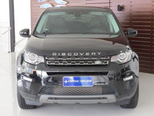 Discovery Sport 2.2 SD4 SE Turbo Diesel Aut 2016 - 57.200Km - Foto 10
