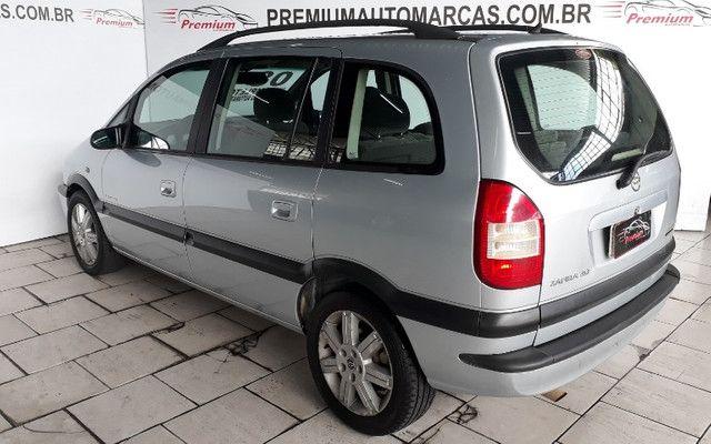GM Chevrolet Zafira Elegance 2008 Automática 2.0 8V 07 Lugares Completa - Foto 4