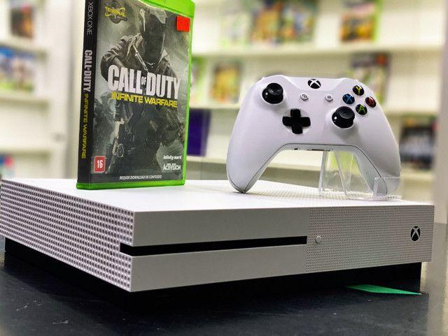 Xbox One S 1TB (dou 1 jogo+Garantia)