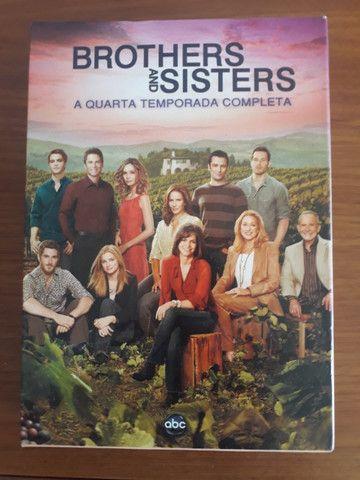 Dvd - Brothers & Sisters 4° Temporada