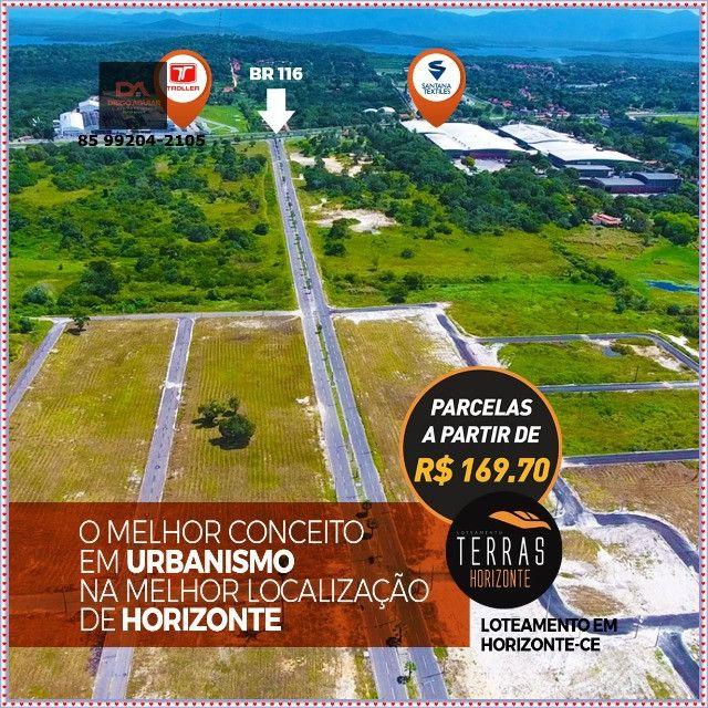 Loteamento Terras Horizonte#Adquira Já# - Foto 10