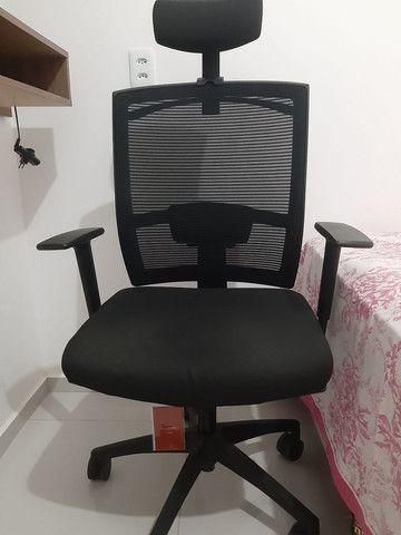 Cadeira Presidente Marelli Modelo Pro Fit - Foto 4