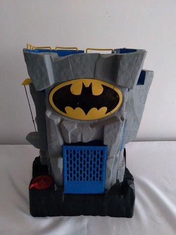 Batcaverna Fisher Price Imaginext - Foto 3