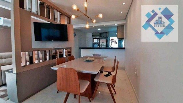 Casa com 4 dormitórios à venda, 133 m² por R$ 438.000,00 - Pedra - Eusébio/CE - Foto 3