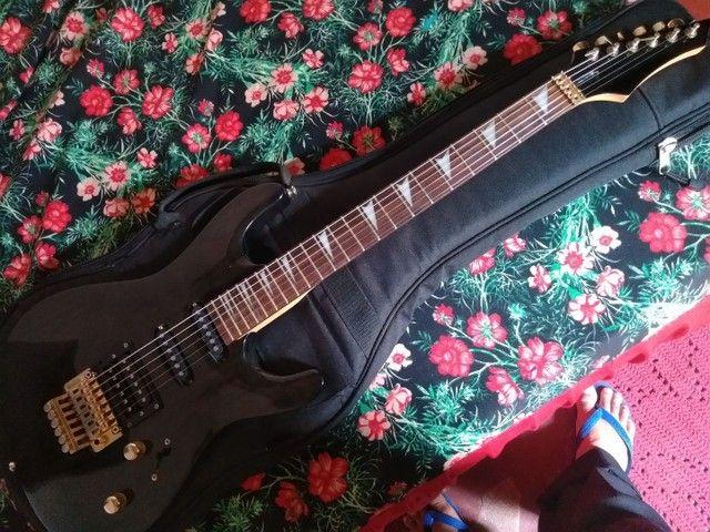 Guitarra ponte floyd