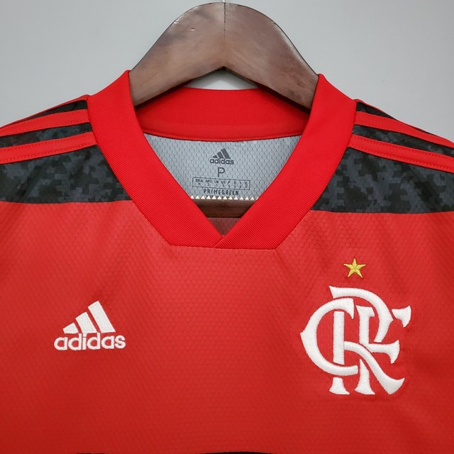 Camisa Flamengo Feminina  - Foto 2