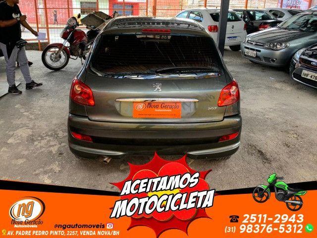 Peugeot 207 1.4 Xr 2011 Muito Novo - Foto 6