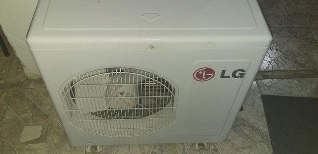 Split LG 7500 BTUS  - Foto 2