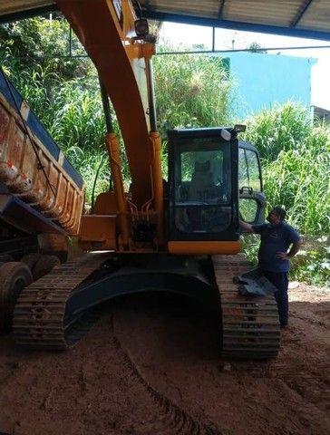 Escavadeira Hidraulica cx 220 case 2012 - Foto 3