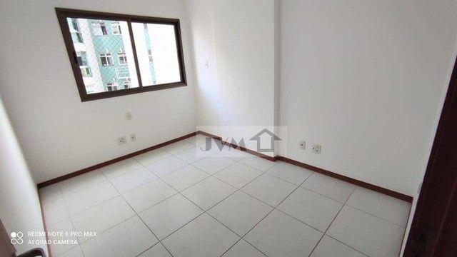 Praia da Costa, 3 quartos/suíte, 106 m², 2 vagas - venda por R$ 699.000 ou aluguel por R$  - Foto 8
