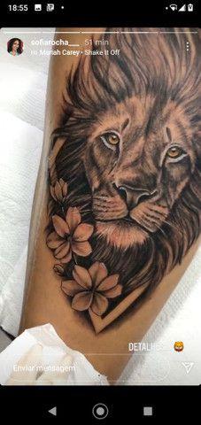 Tatuagem profissional - Foto 2