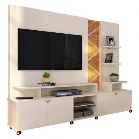 """Home Lukaliam Cross 2,1m TV Até 55"""" - Foto 4"""