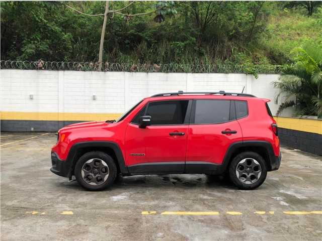 Jeep Renegade 2017 1.8 16v flex sport 4p manual - Foto 8