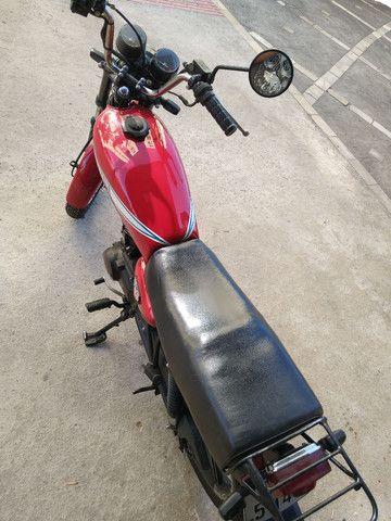 (CG Ovinho)*Vendo* Honda CG 1981  - Foto 2