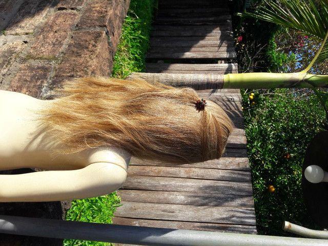 Peruca cabelo Natural - Foto 5
