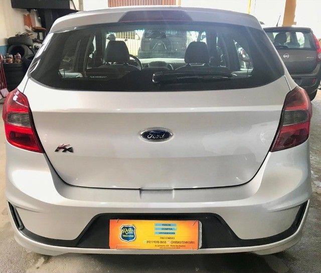 Ford Ka 1.0 Ti-vct Flex Se Manual 2019/2020 - Foto 4