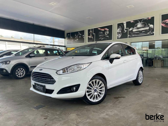Ford New Fiesta Hatch TIT.Plus 1.6 16V Flex Aut. - Foto 2