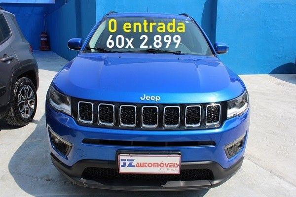 Jeep Compass Longitude 2.0 Automático 2017