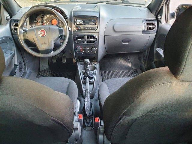 Fiat Strada 1.4 Hard Working 2018 Cabine Estendida Completa Único Dono - Foto 2