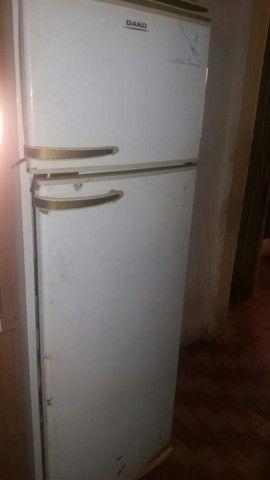 Carcaça de geladeira