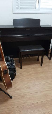 Piano eletronico , digital Yamaha CLP 440