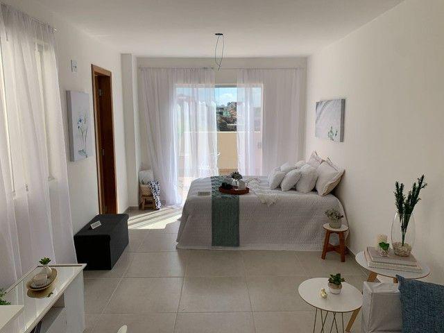 Loft à venda com 1 dormitórios em Caiçara, Belo horizonte cod:3727
