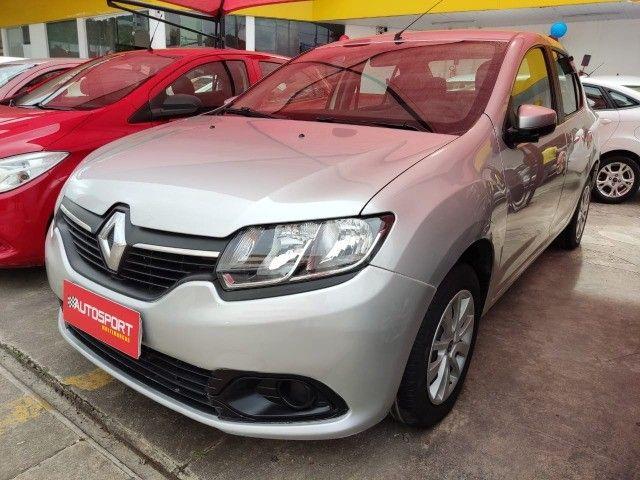 Renault Logan 1.6 2015 Exp Flex - Foto 2