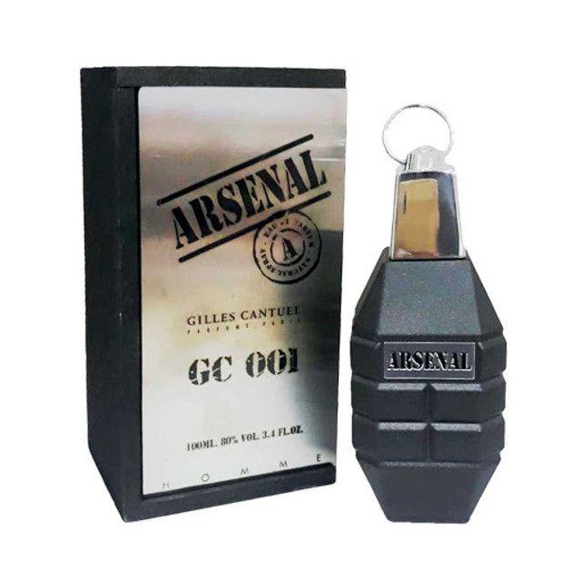 Perfume Arsenal Gc 001 100ml Gilles Cantuel