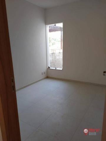 Casa, 3 quartos, suíte, 6 vagas, condomínio fechado, habite-se - Foto 9