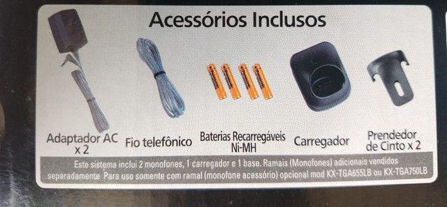 Telefone Sem Fio Panasonic - Foto 6