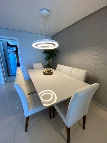 Apartamento 03 quartos sendo 01 suite vista mar em Macae - Foto 4