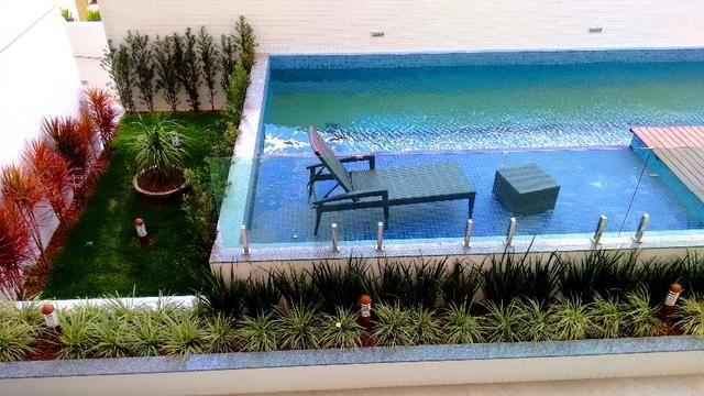 Ótimo apartamento no Jardim Tavares na rua Epaminondas Macaxeira - Área de lazer completa