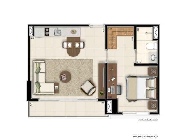 Apartamento 1 quarto, Copaíba, Águas Claras, Norte, Aguas Claras Df Century Plaza Outback