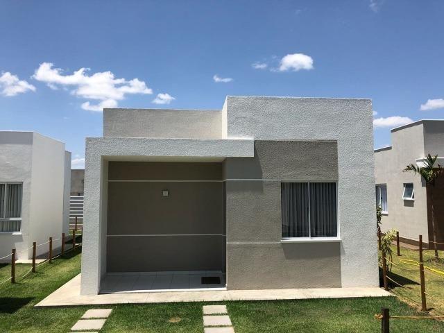 Casa - 2 quartos - Laje - Subsídio de 31 mil - Gardênia - bairro Mangabeira
