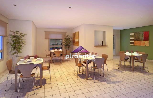 Apartamento com 2 dormitórios à venda, 55 m² por r$ 265.000,00 - jardim augusta - são josé - Foto 14
