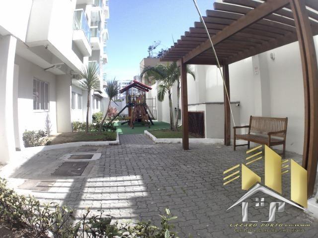 Laz - Apartamento com varanda e com modulados em Manguinhos - Foto 4