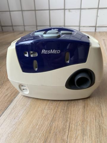 CPAP ResMed S8 Elite + Humidificador - Foto 2