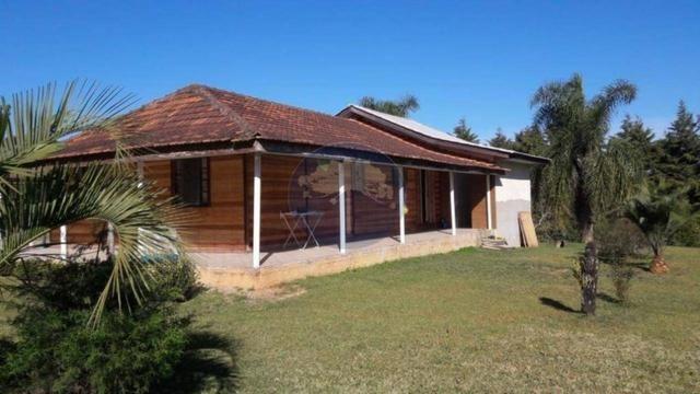 Chácara com 3 dormitórios à venda, 26535 m² - Araucária/PR