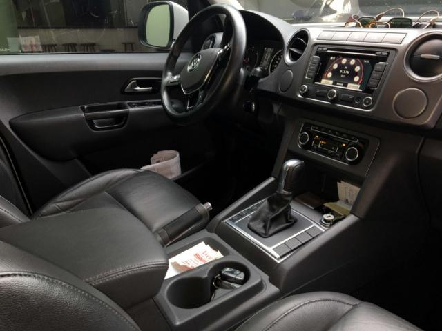 VW - VOLKSWAGEN AMAROK HIGH.CD 2.0 16V TDI 4X4 DIES. AUT - Foto 9