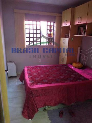 Qr 513 casa com 03 quartos s/ 01 suíte, reformada , Finnacia e pode usar FGTS - Foto 12
