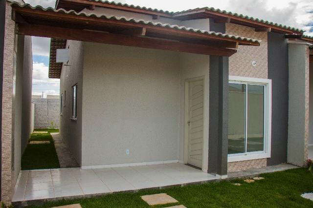 Casa 2 Quartos à Venda Com Varanda Extremoz Rn 646665959